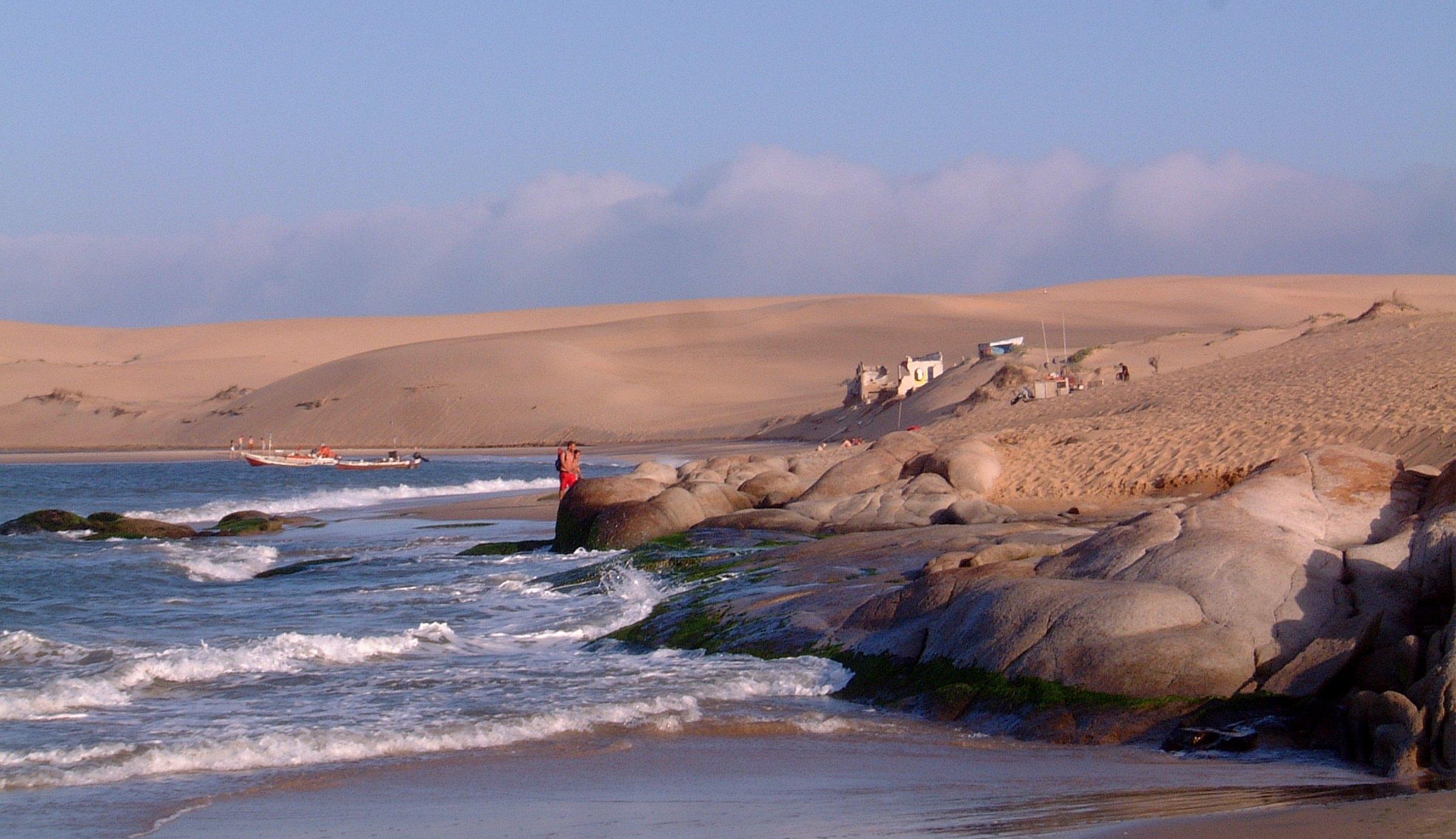 beach,Valizas, Rocha Uruguay