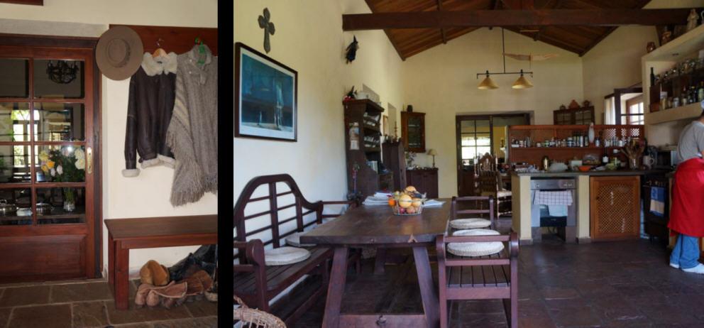 country inn balcon del abra, interior