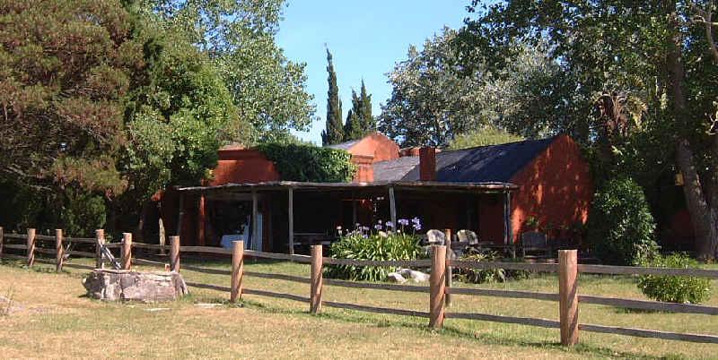 Estancia turistica aguaverde Uruguay