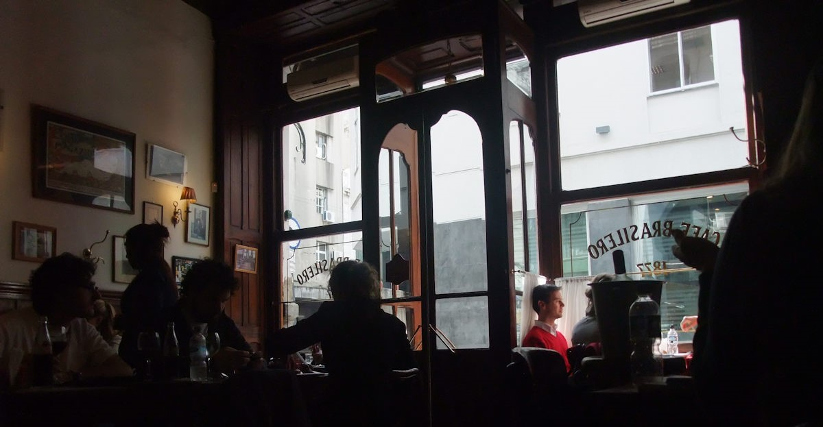 Cafe Brasilero Montevideo