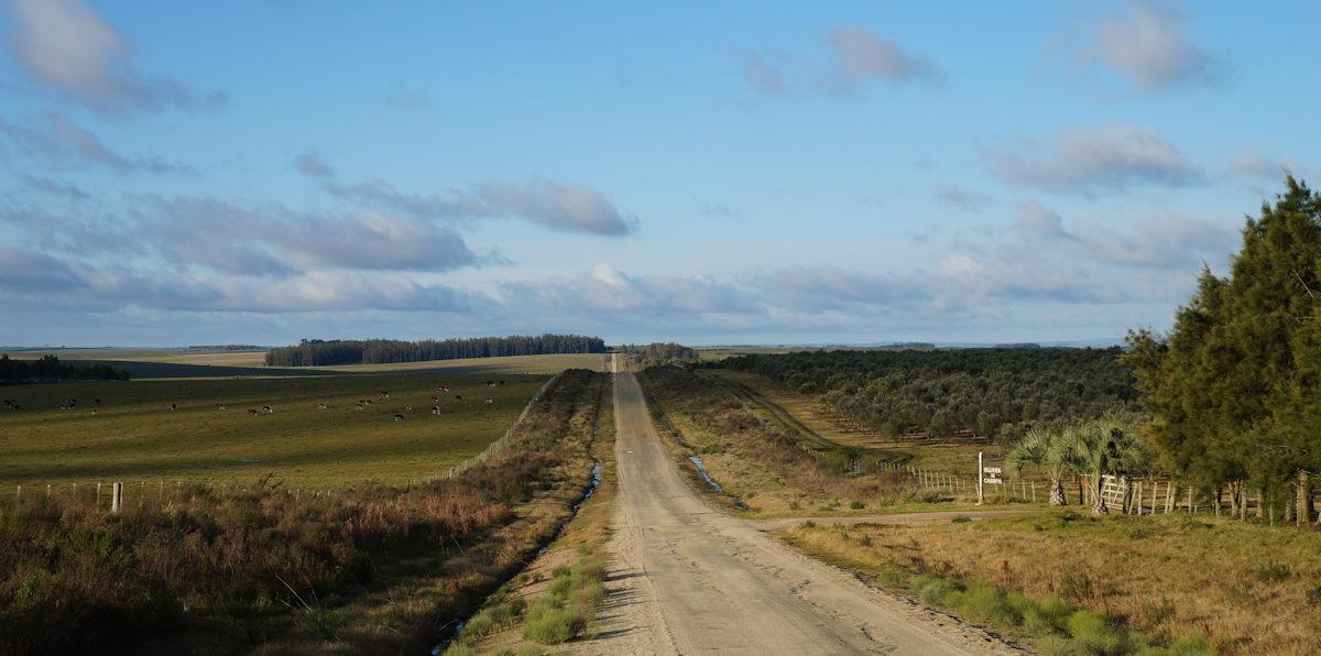 uruguay camino interior