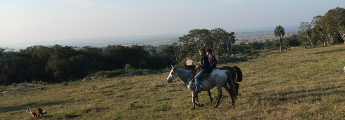 horse riding Laguna Nagra, Rocha Uruguay