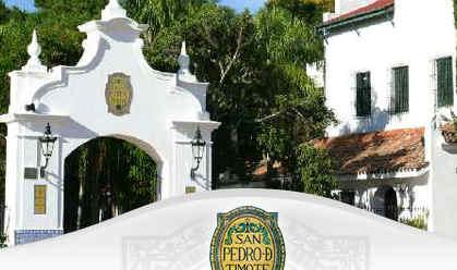 Hotel de Campo San Pedro de Timote