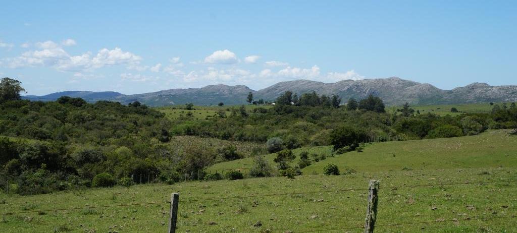sierras Rocha Uruguay