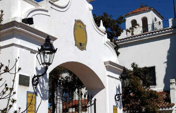 San Pedro de Timote portera