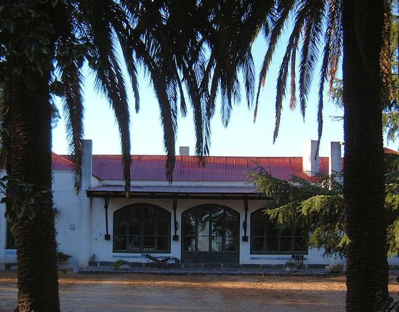 Estancia Tornero mansion
