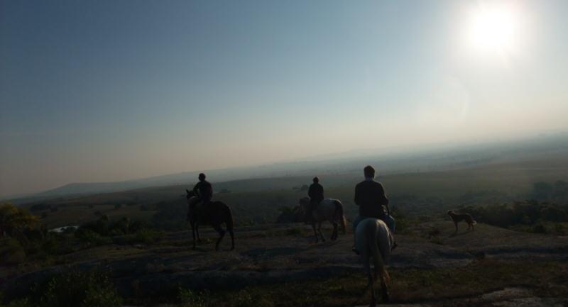 Rocha, Uruguay horseriding