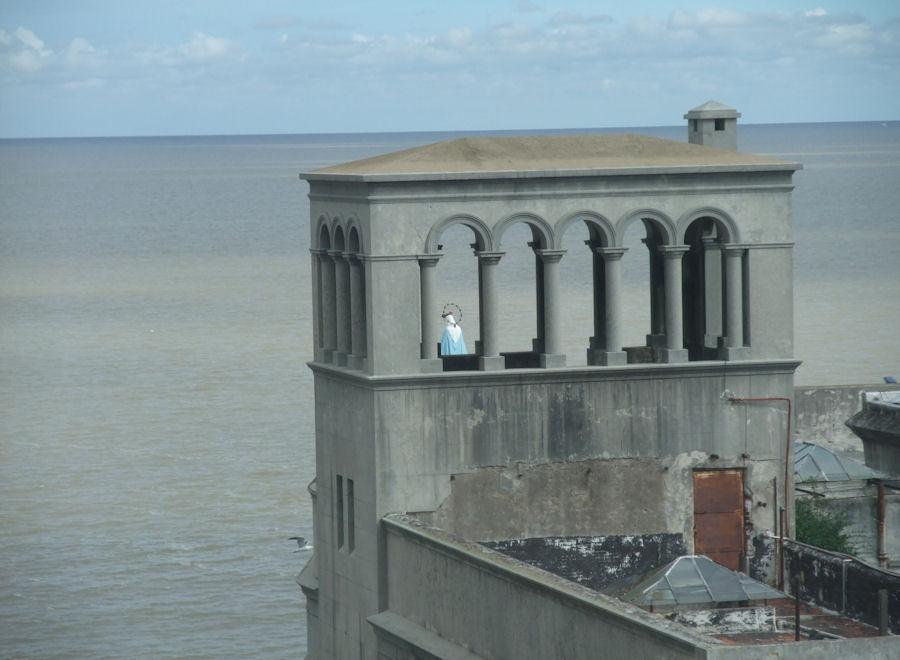 virgin of the seas Montevideo